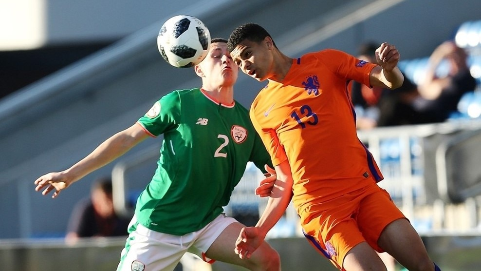 Elayis Tavsan (Netherlands) & Max Murphy (Republic of Ireland)