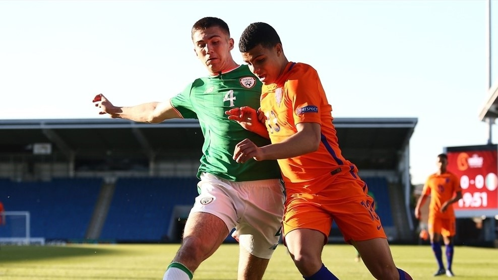 Elayis Tavsan (Netherlands) & Oisin McEntee (Republic of Ireland)