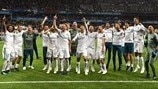 Real Madrid lead  2018/19 Champions League seeds