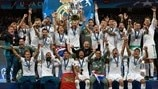 Real Madrid and Spain start season top of rankings