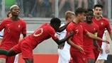 U19 EURO highlights: Portugal 3-0 Finland