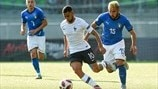 U19 EURO highlights: Italy 2-0 France
