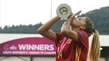 Spain retain #WU19EURO crown: all the results/highlights