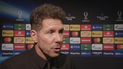 Simeone: This time the small details fell our way
