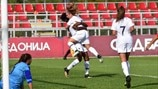 Women's U17 EURO qualifying round latest