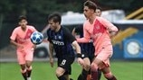 Youth League highlights: Inter 0-2 Barcelona