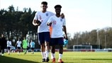 Morgan Gibbs-White & Angel Gomes (England)