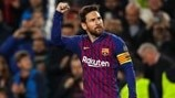 Champions League top scorers: Lionel Messi out on his own