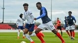 Group stage highlights: England 1–1 France