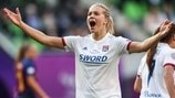 Anja Mittag on 51, Hegerberg closing: top scorers