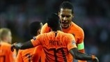 Netherlands 3-1 England: Nations League at a glance