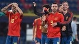 Highlights: Spain 5-0 Poland