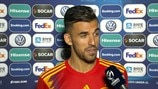 Ceballos delight after Spain reach last four