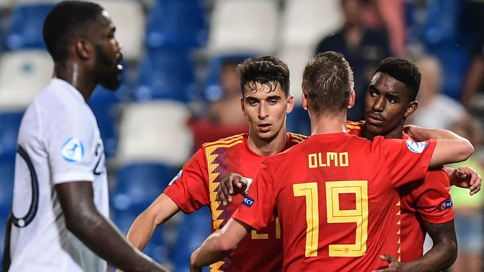 Dani Ceballos: 'It's time for Spain to be champions' - Under