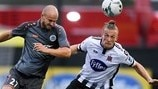Action (Dundalk v Riga)