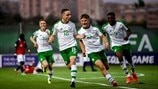 Highlights: Norway 1-1 Republic of Ireland