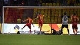 Action (Arsenal Tula v Neftçi)