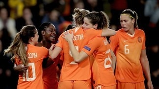 Women's EURO 2021 qualifying: how it stands
