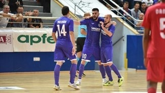 UEFA Futsal Champions League main round report
