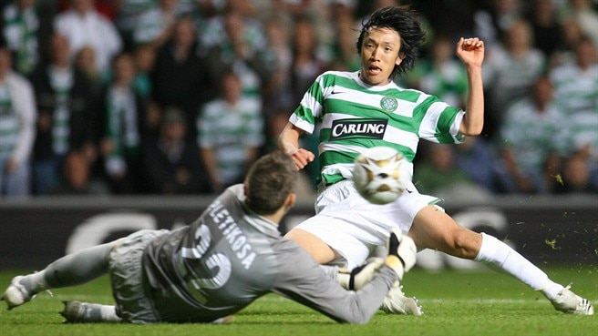 Celtic sweat over Nakamura niggle