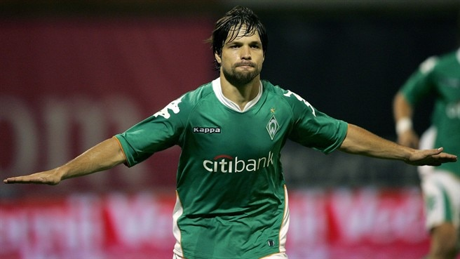 Bremen's Diego gets honorary mention
