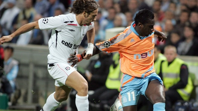 Marseille leave it late for victory