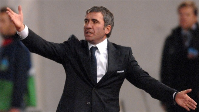 Hagi buckles under Steaua strain