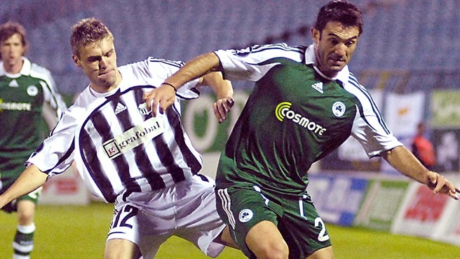 Panathinaikos lead Greek charge
