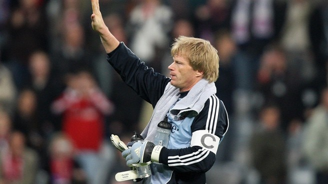 Kahn bows out of Bayern tie