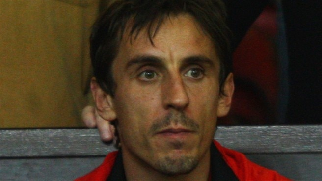 United to wait for Neville return