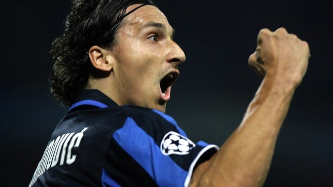 Ibrahimović gets Inter on track