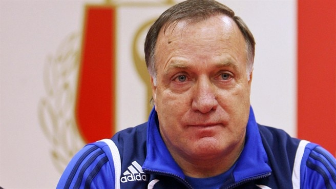 Zenit look to end Advocaat's bad run