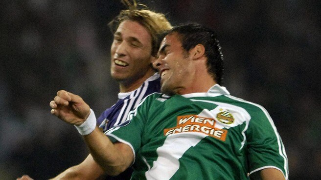 Anderlecht and Biglia renew terms