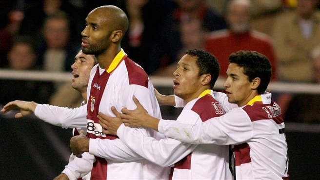 Sevilla have thoughts on top spot