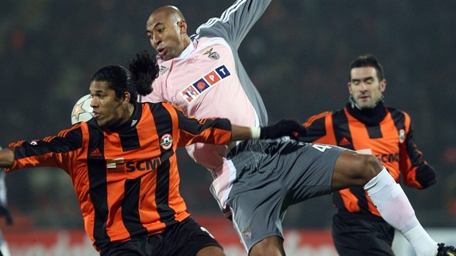 Shakhtar despair at early exit