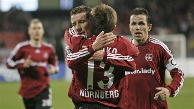 Nürnberg in charge of their destiny