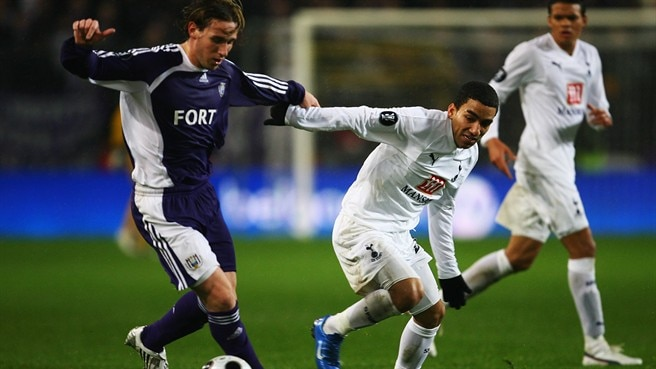 Anderlecht embark on rescue mission