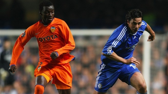 Valencia sign off with Chelsea stalemate
