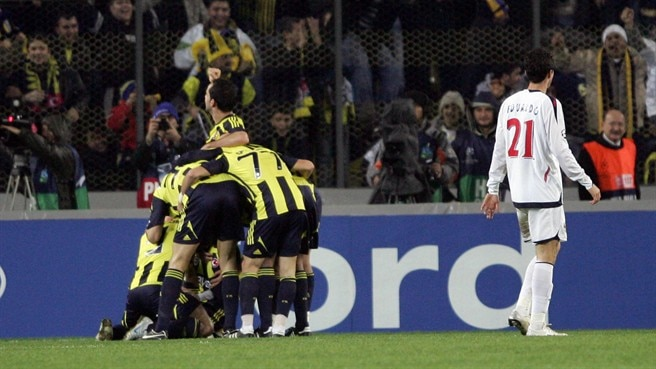Fenerbahçe relish famous first