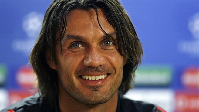 Milan result keeps Maldini smiling