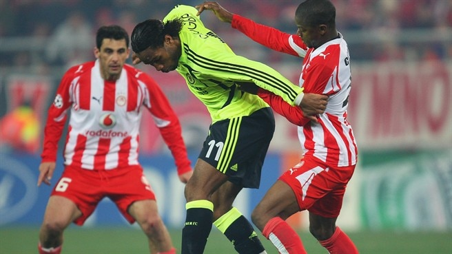 Olympiacos held by solid Chelsea