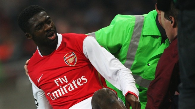 Arsenal's Touré to miss Milan trip