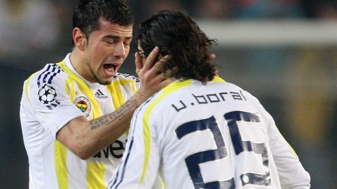 Faith pays off for Fenerbahçe winger