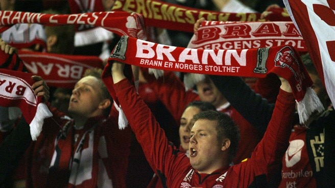 Brann beat Ventspils at the death
