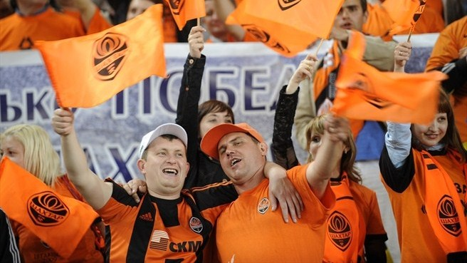 Shakhtar secure comfortable passage