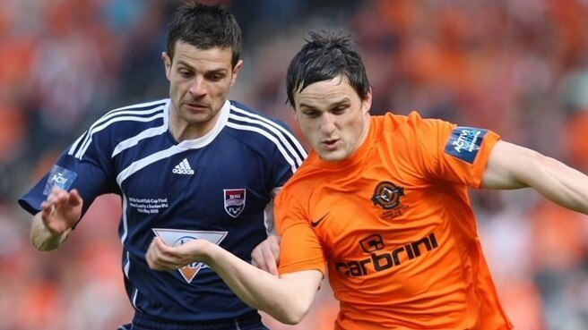 Conway double inspires Dundee United triumph