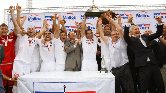 Valletta complete Maltese cup double