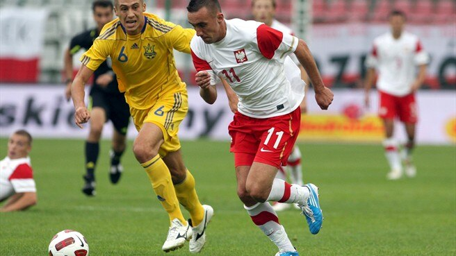 EURO co-hosts share spoils in Lodz