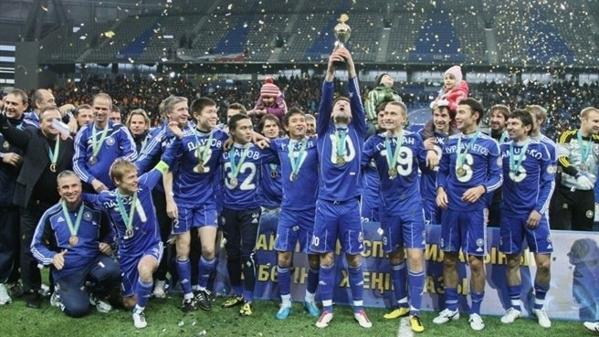 Lokomotiv win Kazakh Cup for first time