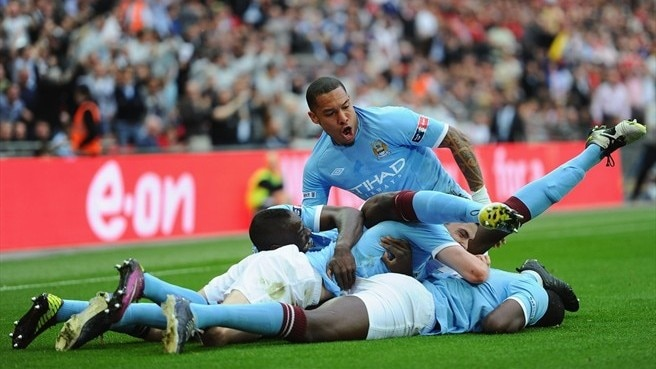 City sink United to stamp final ticket